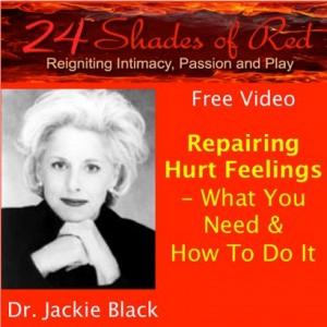 Committed Couples: Repairing Hurt Feelings and Shaken Trust