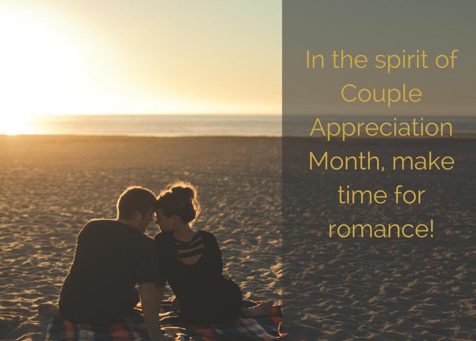 Make Time For Romance
