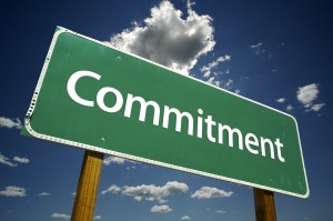 when to ask for commitment