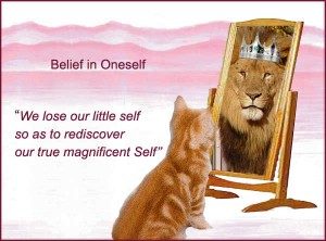 Self-Esteem is Created Consciously with Intention