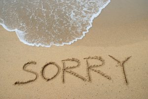 How to Offer an Apology